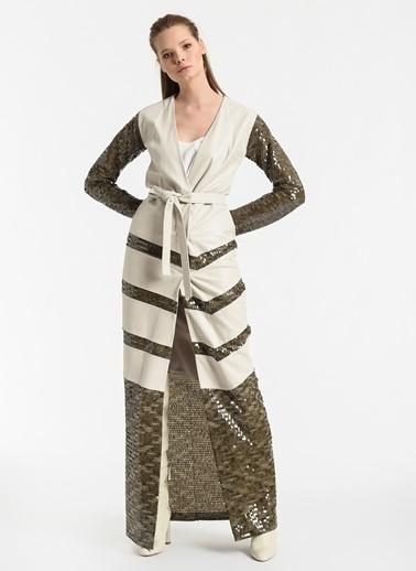 Meltem Özbek Elbise Beyaz